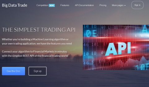 Big Data Trade