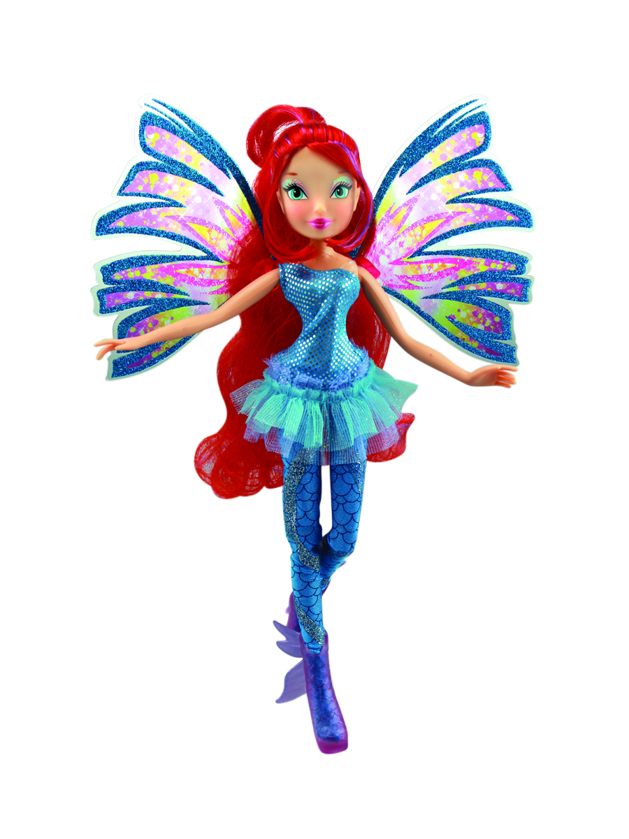 Winx club sirenix fashion dolls collection