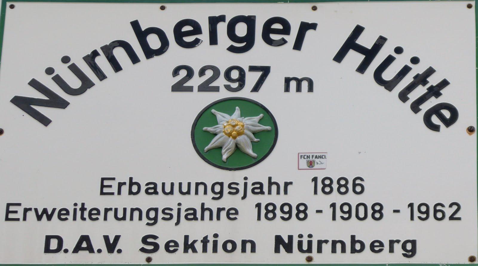Nurnberger hutte