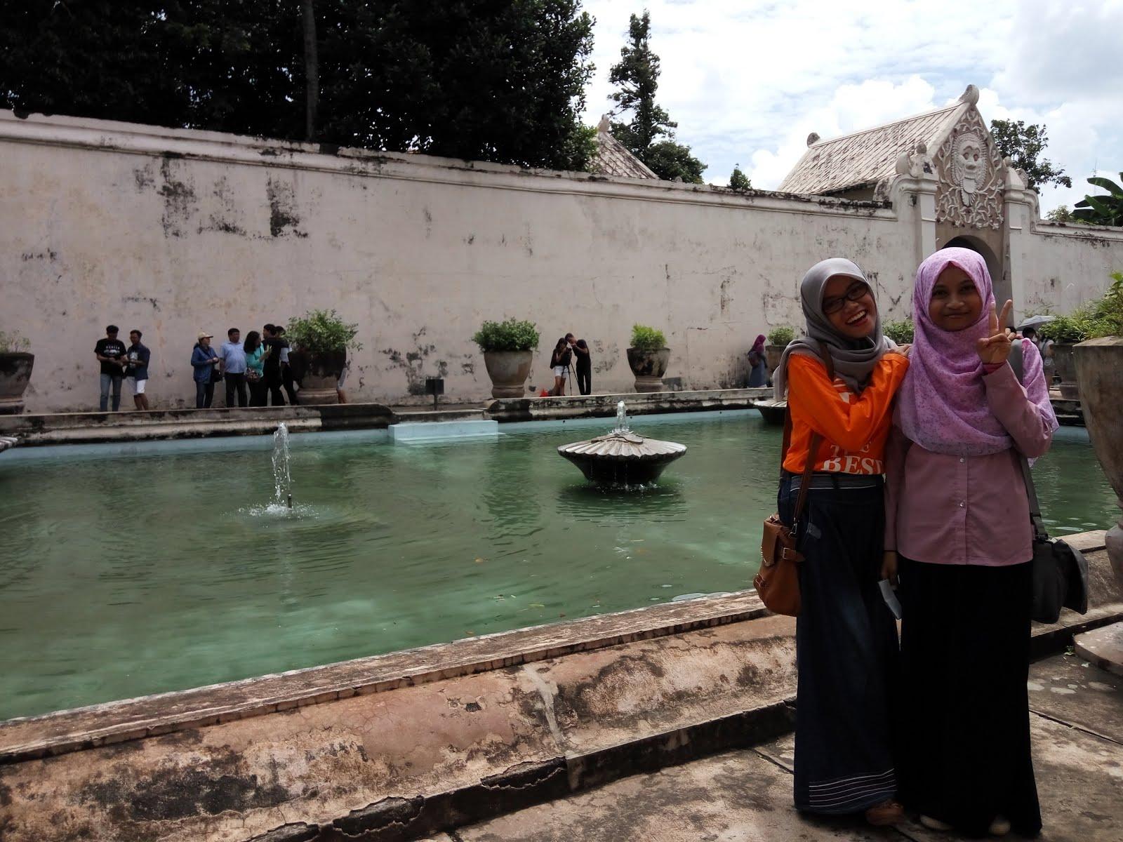 Taman Sari Yogyakarta 12/16