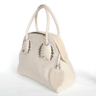 azzedine alaia snakesin purse
