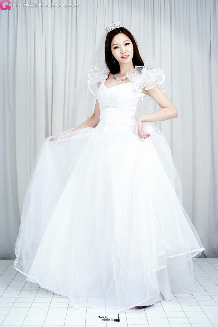 5 Han Ming Young - Weeding dress - very cute asian girl-girlcute4u.blogspot.com