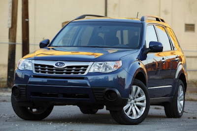2013 Subaru Forester Redesign