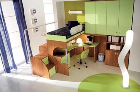 muebles modernos para el dormitorio infantil | infantil decora - Muebles De Dormitorio Para Ninos