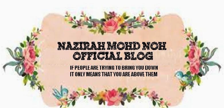 NAZIRAH MOHD NOH