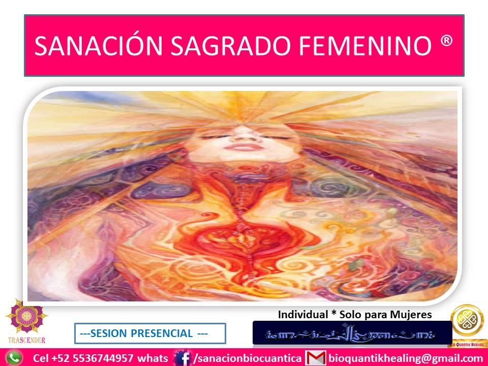 SANACION LNAJE FEMENINO