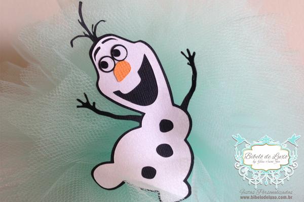 O clima de Frozen chegou ao Bibelô de Luxo com muito charme. Lindos mimos personalizados com o tema que conquistou o coração de muita gente!!!
