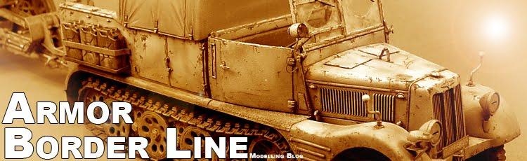 Armor Border Line
