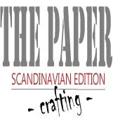 I am the Creative Editor and Guest Designer Coordinator for The Paper Crafting E-Magazine: