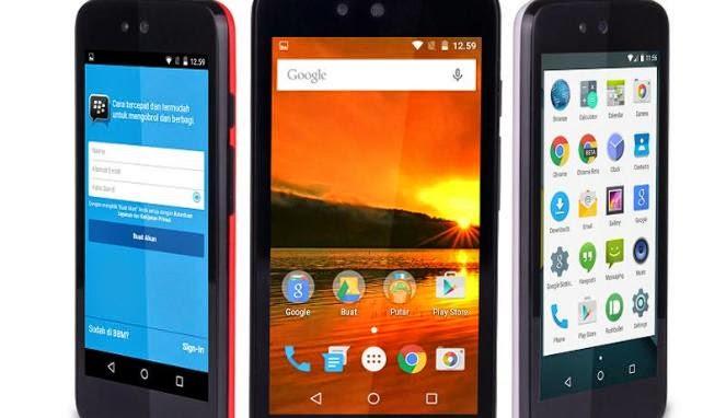 Android One Harga di Bawah Rp1 Juta