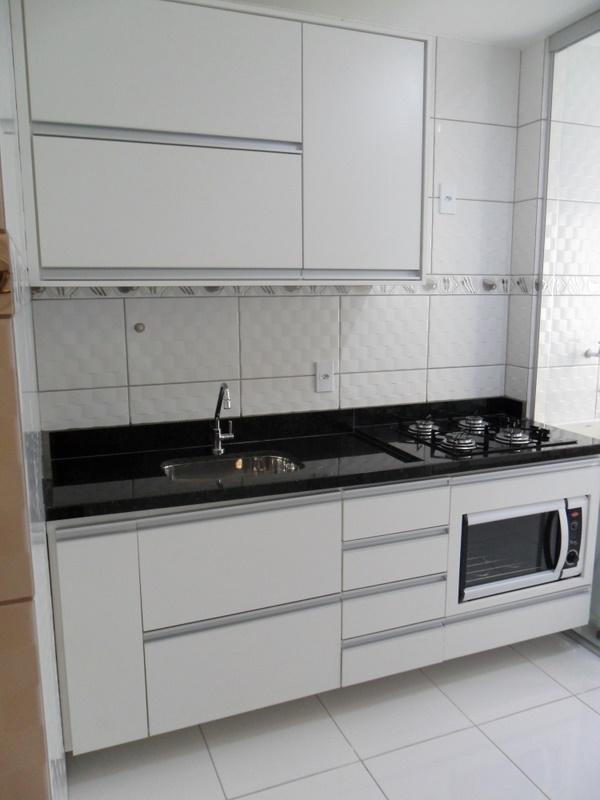 cozinha planejada apartamento pequeno forno embutidoIdéias de