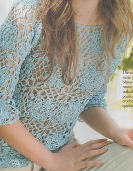 Crochet - Foros de Almohadones y Remeras a Crochet