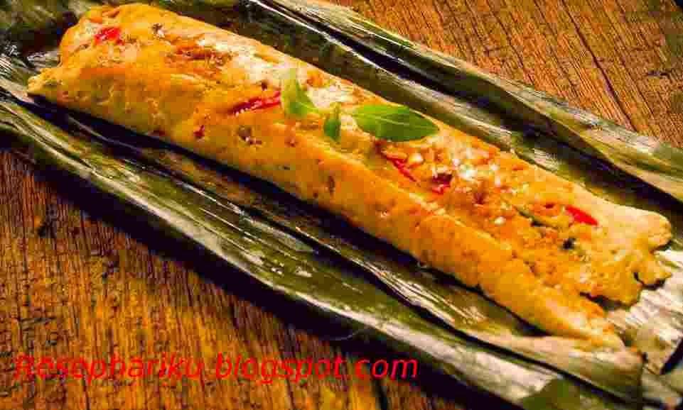 Resep Masakan Jawa Sederhana Sehari Hari Pepes Tahu Pedas