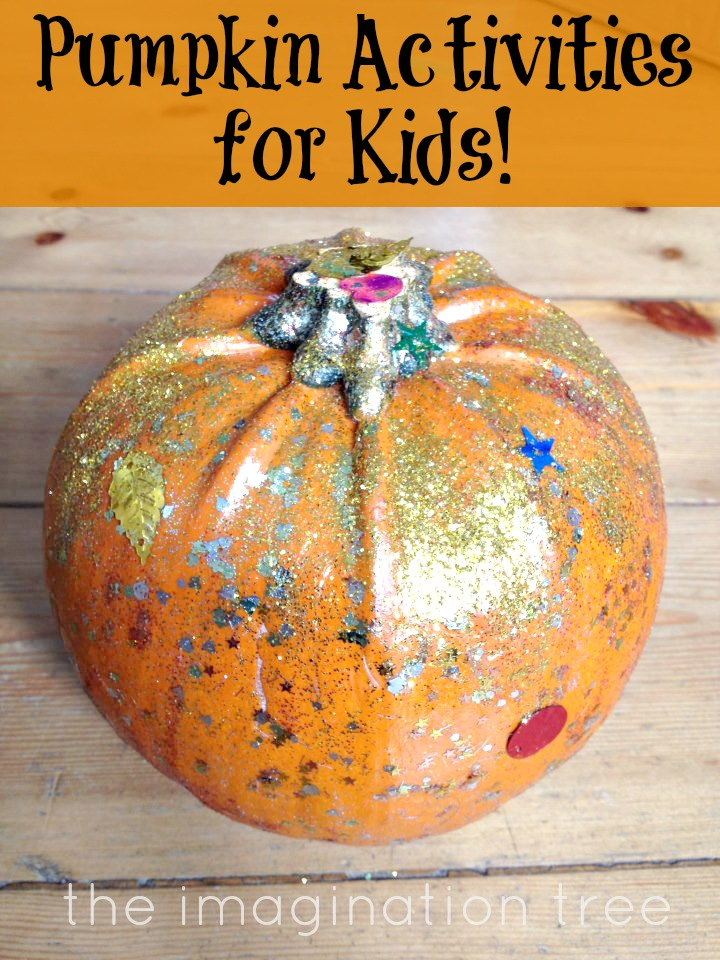 Pumpkin Craft Ideas For Kids Part - 33: Enjoy This Fabulous Selection Of Pumpkin Activities To Do With Kids This  Autumn Season! All Original, Fun, Creative And Achievable Ideas For Young  Kids And ...