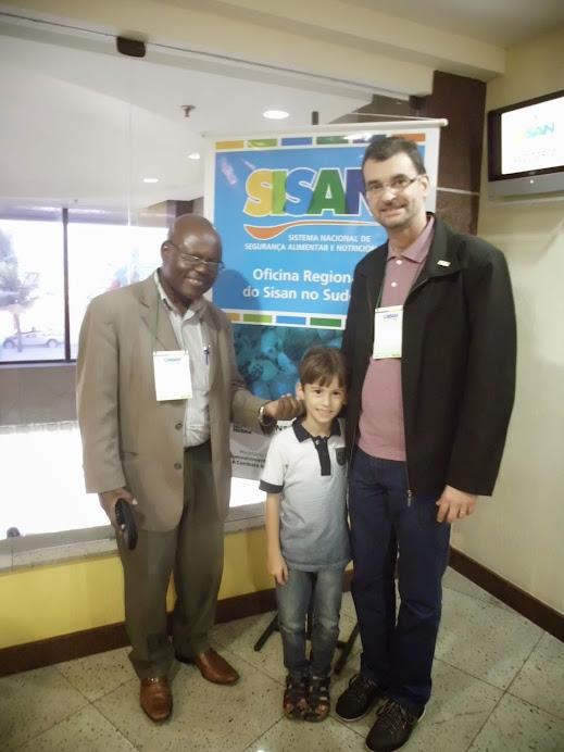 SISAN: Oficina Regional Sudeste (Maio de 2014) Vila Velha-ES