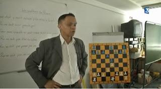 L'enseignement des échecs à l'école Metzger, avec Maxime Meuneveaux et Philippe Trebiatowski