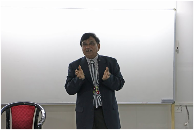 Shyam's Guest Lecture