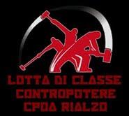 LOTTA DI CLASSE CONTROPOTERE