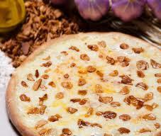 Como fazer Pizza de Queijo com Alho