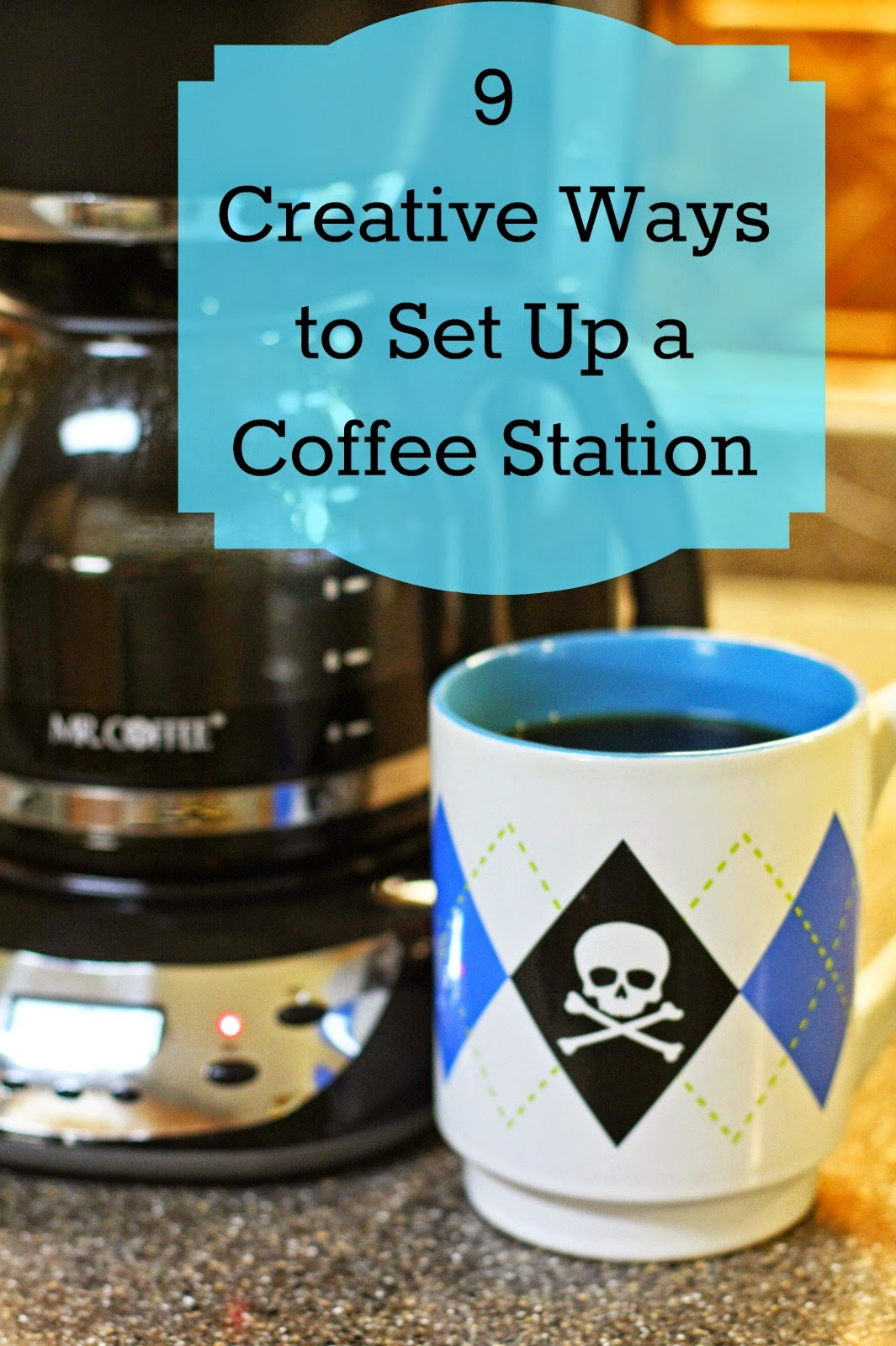 southern scraps 9 creative ways to set up a coffee station