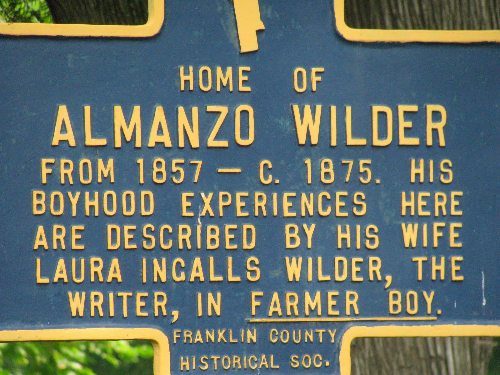 Farmer Boy Laura Ingalls Wilder Laura Ingalls Wilder