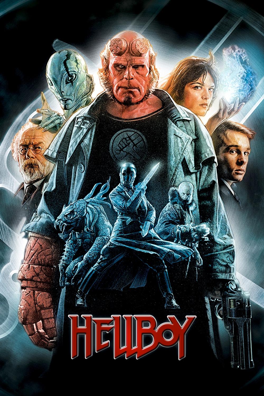 Hellboy 1 ฮีโร่พันธุ์นรก ภาค1 HD 2004