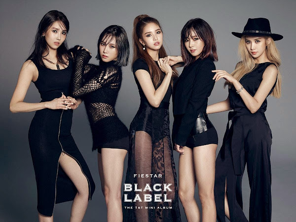 Fiestar Black Label Cover