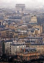 #Fotografía: París desde el cielo