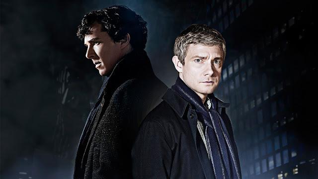 Trailer para Sherlock especial de natal