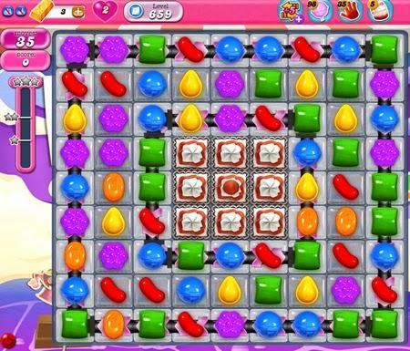 Candy Crush Saga 659