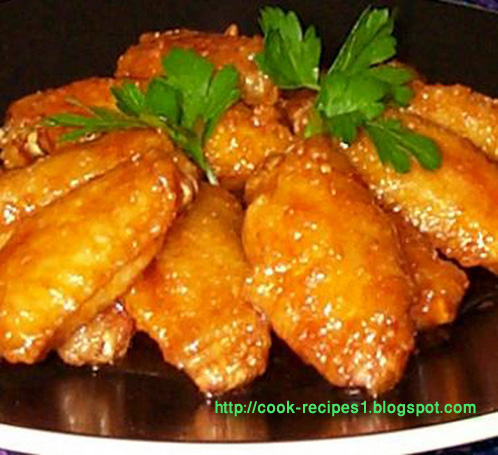 Simple Chicken Recipe With Honey