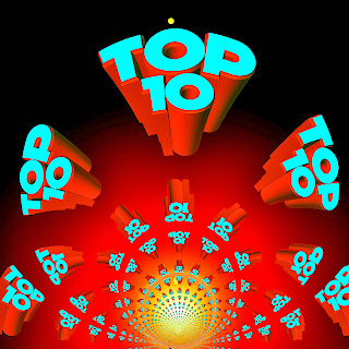 Top Ten Music Rock List of Year 2013