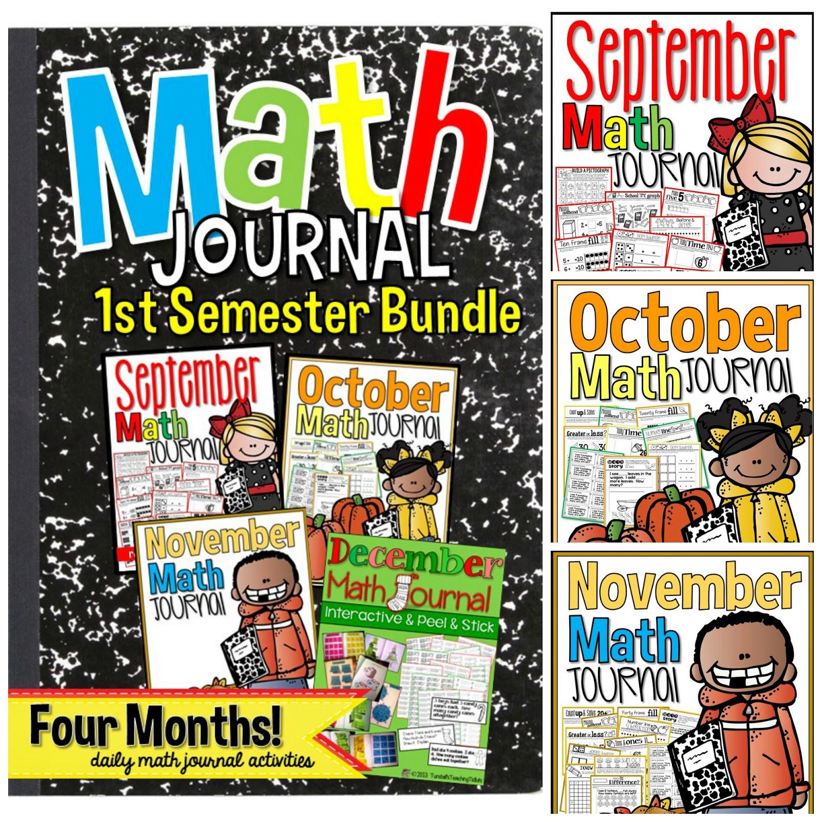 http://www.teacherspayteachers.com/Product/Math-Journal-Bundle-September-Through-December-Interactive-Printables-1276935