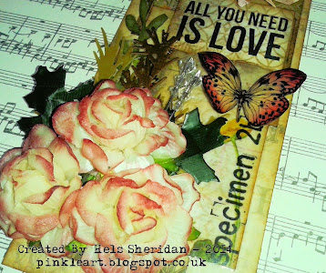 Sunday Stampers - Week 334 - All You Need Is Love