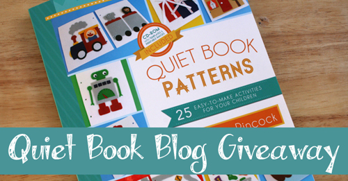 http://quietbookblog.blogspot.com/2014/03/quiet-book-patterns-book-review-giveaway.html
