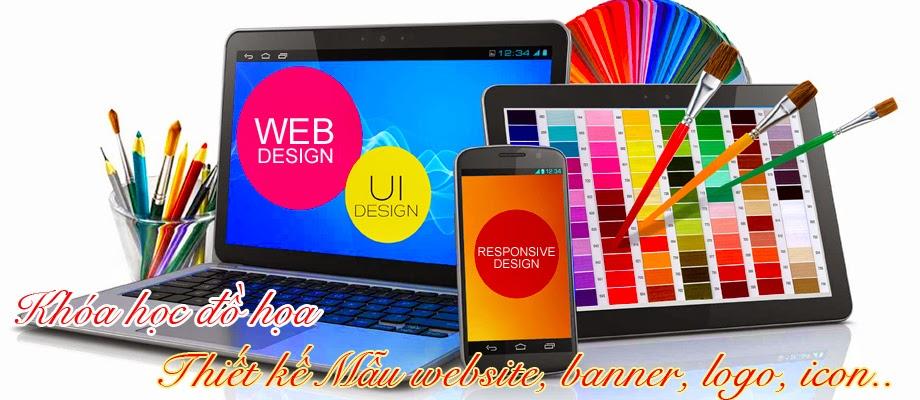 hoc-thiet-ke-giao-dien-web-logo-banner-poster