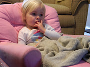 The poor little punk girl has croup and just wanted to relax in her recliner .