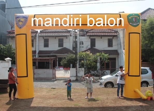 BALON GATE IMI KALIMANTAN TIMUR