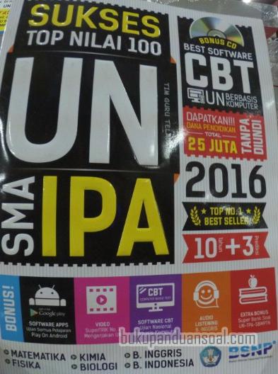 Buku Prediksi Soal UN 2016