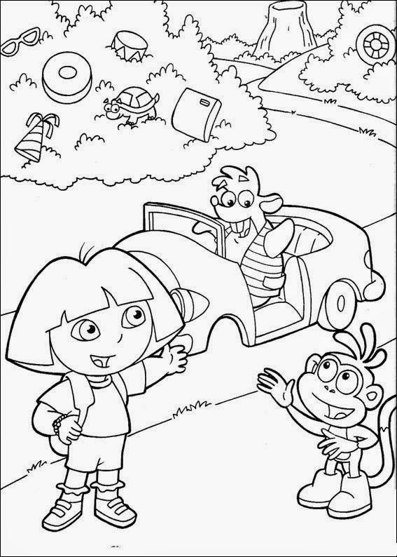 Dora jeux gratuit coloriage liberate - Jeux dora l exploratrice gratuit ...