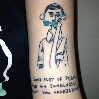Barack hussein obama for Does obama have a tattoo