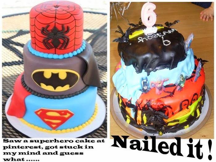 cake, postres, cupcake, tarta, epic cake fails, fallos epicos, repostreria, cupcake maniac, tartas bonitas, beatiful cakes,spiderman, tarta de spiderman, spiderman cake, batman, tarta de batman, batman cupcakes, superman, superman cake, tarta de superman