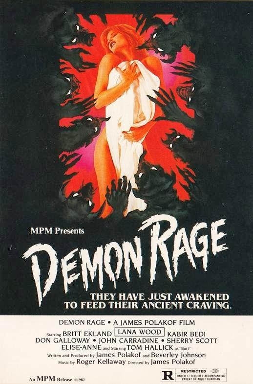 SATAN´S MISTRESS (AKA Demon Rage) (1982)