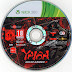 Label Yaiba Ninja Gaiden Z - Xbox 360