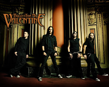 #9 Bullet For My Valentine Wallpaper