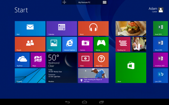 Microsoft Remote Desktop App Now Available for iOS and Android