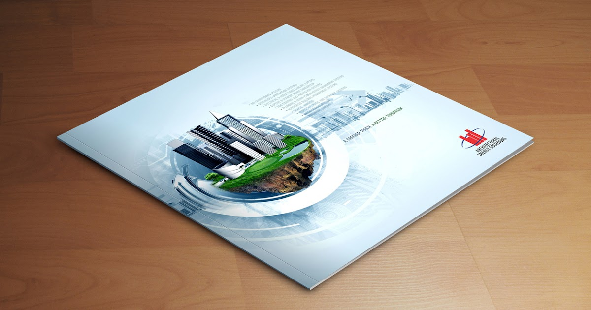 Designs blossoms corporate brochure design for an mep for Corporate brochure design