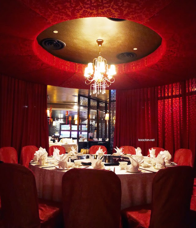 Chinese New Year 2015 Set Menu @ Lai Ching Yuen Grand Millennium Kuala Lumpur