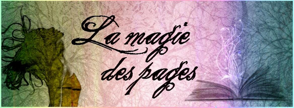 La magie des pages