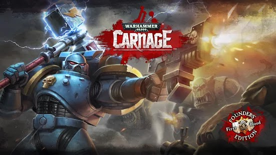 Warhammer40,000: Carnage Apk